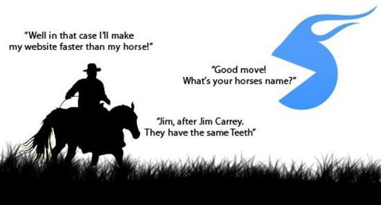Cowboy Horse Jim Carrey