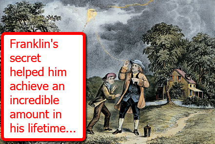 The 275-Year-Old Secrets To Online Business Success | Benjamin Franklin's Leadership Tips