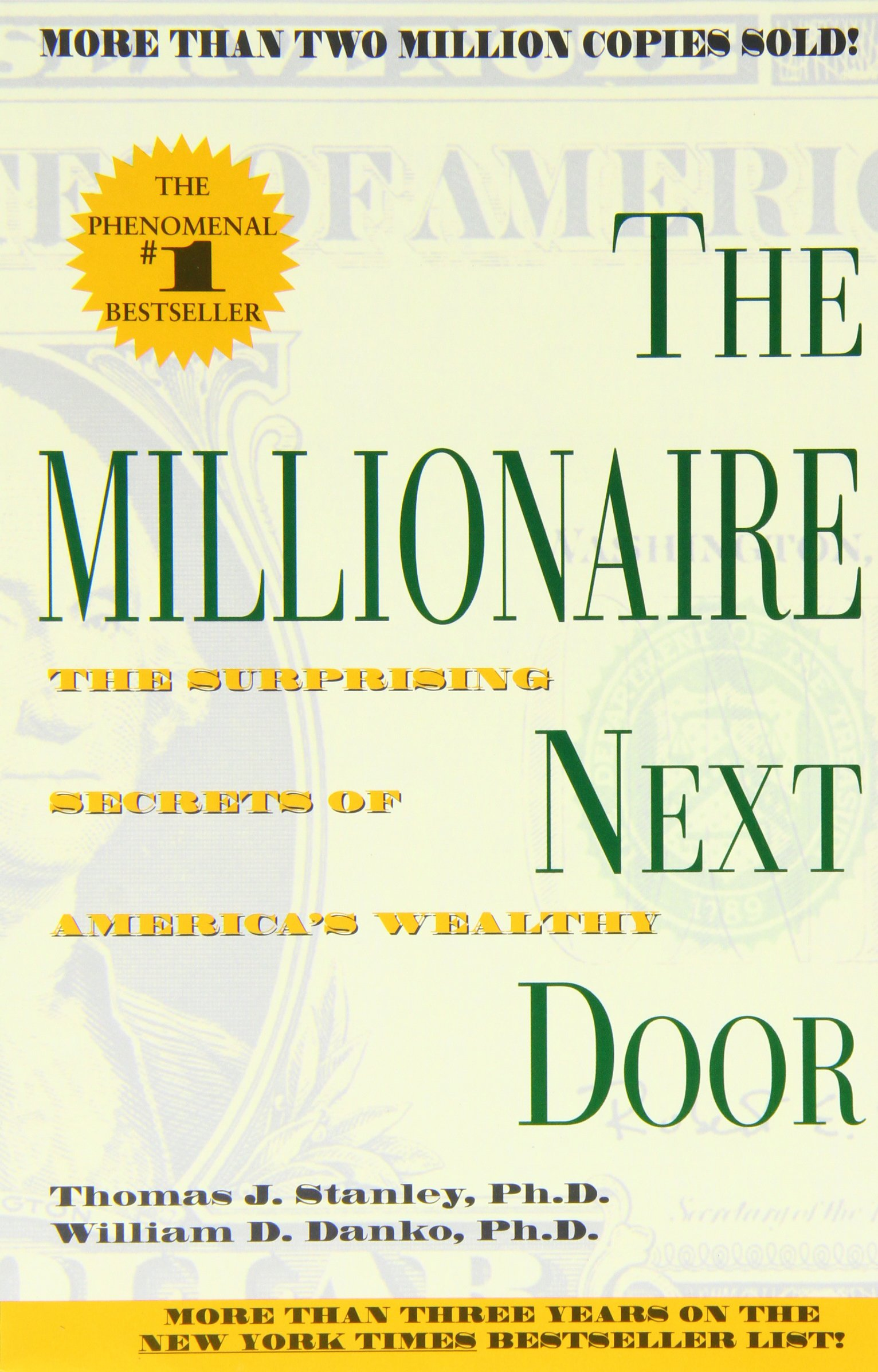 The Millionaire Next Door  sc 1 st  MunchWeb & The Millionaire Next Door Summary | PDF Chapters u0026 Review of Thomas ...