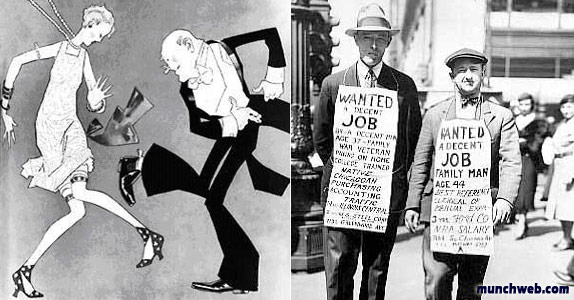 Social Conflicts In The Roaring Twenties